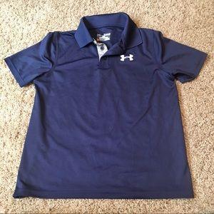 UNDER ARMOUR Heat gear Short Sleeve Golf Shirt
